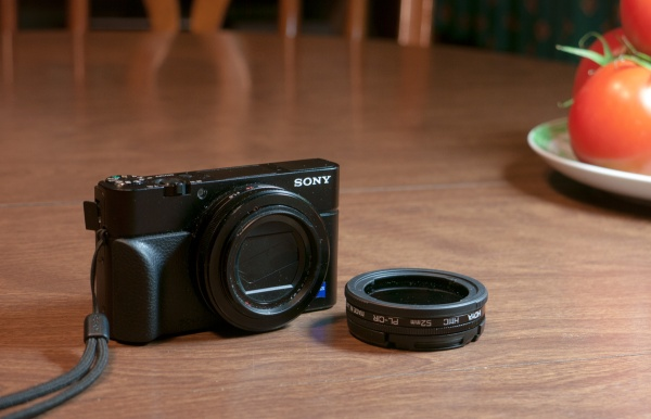 The Sony RX 100 Mark III(Panasonic GH1,  Lumix 14-45mm f3.5)