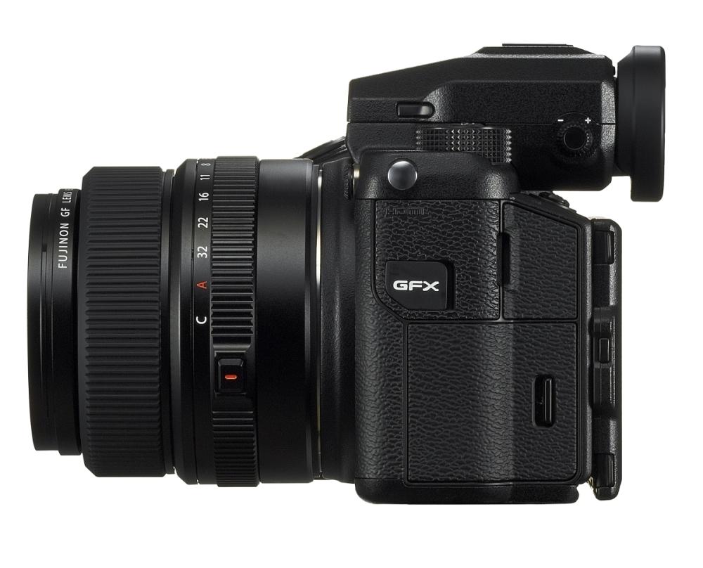 Side View(Fujifilm Marketing)