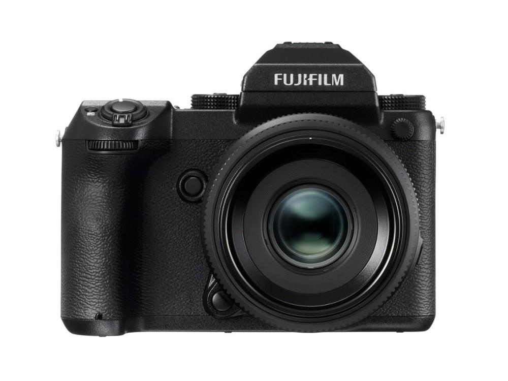 Fujifilm GFX 50 (Fujifilm Marketing)